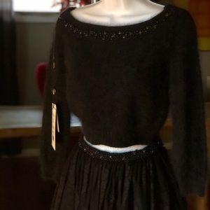 Sherri Hill 2 piece lace Prom, Winter Formal Dress